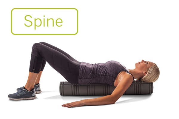 TriggerPoint CORE Roller Spine